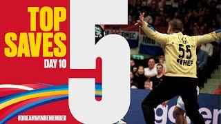 Ašaninova odbrana obilježila 10. dan EHF Eura